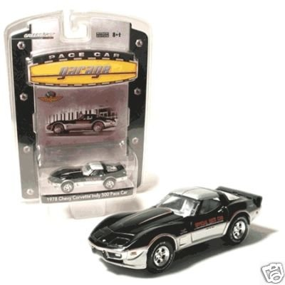 C3 1978 Pace Car 1:64 Corvette Diecast