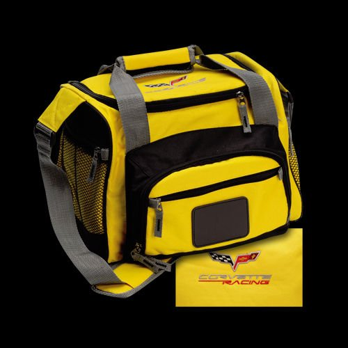 C6R Corvette Racing Duffel Cooler Bag