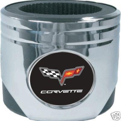 C6 Corvette Piston Head Can Koozie