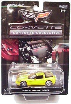 2005 Millennium Yellow 1:64 C6 Corvette Coupe