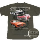 "Pontiac GTO ""First Muscle"" T-Shirt - 2XL"