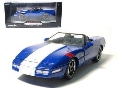 C4 1996 Corvette Convertible Grand Sport 1:24 Diecast