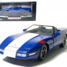 C4 1996 Corvette Convertible Grand Sport 1:24 Diecast