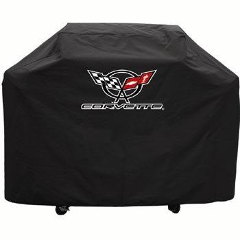 Corvette BBQ Grill Cover