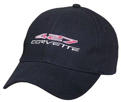 C6 427 Corvette Black Hat