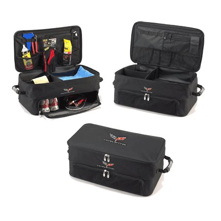 C6 Corvette Black Trunk/Hatch/Locker Organizer