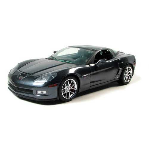2009 Corvette Cyber Gray Limited Edition Z06 1:24 Diecast
