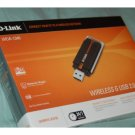 D-Link WUA-1340 USB 802.11G WIRELESS ADAPTER GO WiFi!
