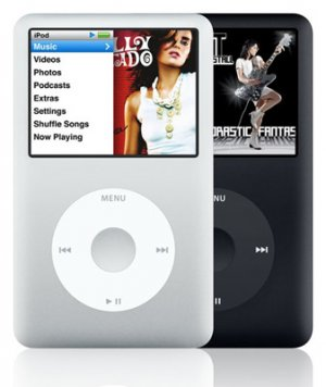 Apple 80 GB iPod classic Silver (6G)
