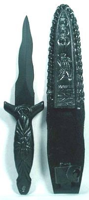 Tarantula Athame Dagger