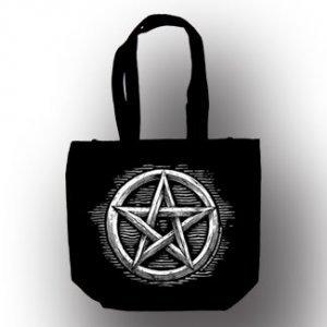 Woodcut Pentagram