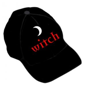 Witch Moon Baseball Cap