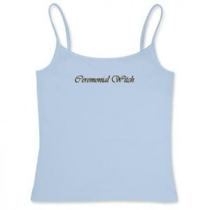 Ceremonial Witch Women's Fitted Camisole Tank