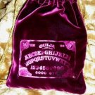Velvet Embossed Ouija Board Tarot Card Wicca Bag