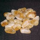 Citrine Set of Rune Stones
