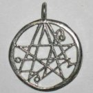 The Necronomicon pendant