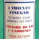 4 Thieves Vinegar