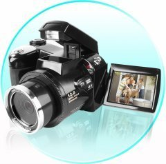 5 Mega Pixel Digital Camera - Double Powered - 3  Modes