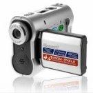 Digital Camcorder, 2M Pixel, 32MB Int.Mem., SD/MMC Slot