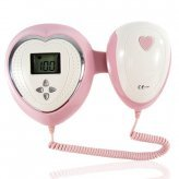 Fetal Heart Detector with Speaker + LCD Monitor