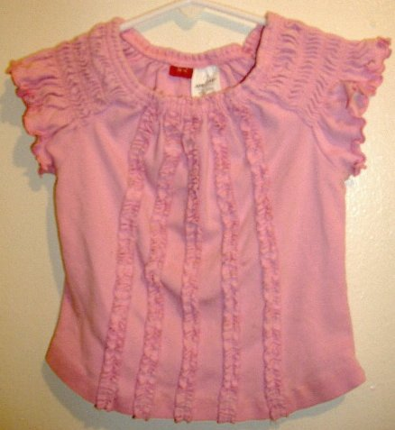 Girls Shirt  Jordache Size 6/6x