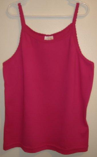 Girls Shirt Pink Size 14/16
