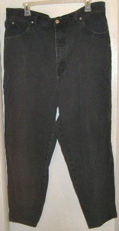 Women Jeans LA BLUES Size 22 PLUS P