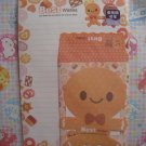 Gingerbread Man Letter Set