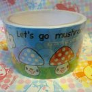 Cram Cream Deco Tape - Let's Go Mushrooming!