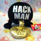 Hack Man Plushie - Golden Pig Puke