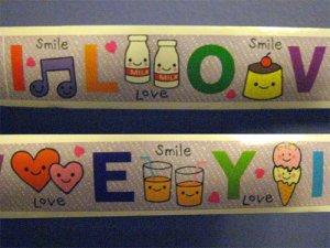 Mini Deco - Smile Friends