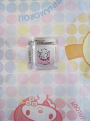 San-X Nyan Nyan Nyanko Itty Bitty Rubber Stamp