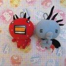 2-4-1! San-X Atsugari San - Hot & Cold Fairies - Plush Mascot Set 1