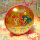 Cram Cream Bunny & Squirrel Clock