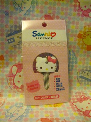 Hello Kitty Key Cover / Key Cap