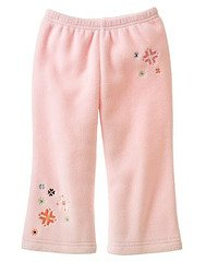 NWT Gymboree Princess Snow Drop Fleece Pants