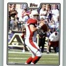 MATT LEINART 2008 TOPPS #52 Arizona Cardinals USC NFL