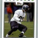LAWRENCE JACKSON 2008 TOPPS #408 Seattle Seahawks