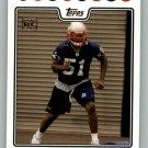 JEROD MAYO 2008 TOPPS #411 New England Patriots