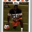 BEAU BELL 2008 TOPPS #413 Cleveland Browns