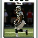 LAVERANUES COLES 2008 TOPPS #165 New York Jets Bengals