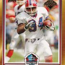 2006 Topps Hall of Fame Thurman Thomas Buffalo Bills Football Cards Sports hot