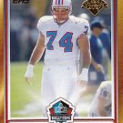 2006 Topps Hall of Fame Bruce Matthews Houston Oilers Football Cards Sports hot