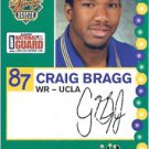 2005 Senior Bowl Craig Bragg Ucla Bruins sports cards football