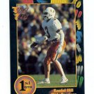 1991 Wildcard Randal Hill Miami hurricanes sports cards football