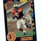 1991 Wildcard Tony Covington Virginia sports cards football