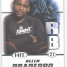 2011 Sage Hit Allen Bradford USC Trojans sports cards football NFL popular play
