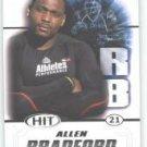 2011 Sage Hit Allen Bradford USC Trojans sports cards football NFL popular play