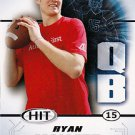 2011 Sage Hit Ryan Mallett Arkansas Razorbacks cards