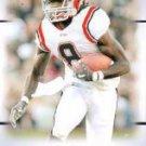 2011 Sage Hit Artistry Julio Jones Alabama sports cards